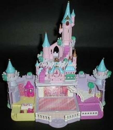 Disney Enchanted Nursery Cinderella Baby Doll In Blue: Polly Pocket Antiguas. Fabulous Fashion Polly Pocket