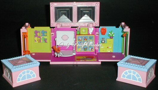 1999 Polly Pocket Art Studio Dream Builders