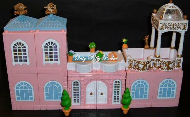 1999 1999 Polly Pocket Deluxe Mansion Dream Builders
