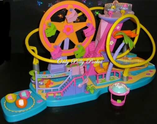 Polly pocket free download games futurerevizion for Amusement park decoration games